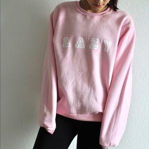 c5acc64e5 Nyct Lazy Crewneck Sweatshirt